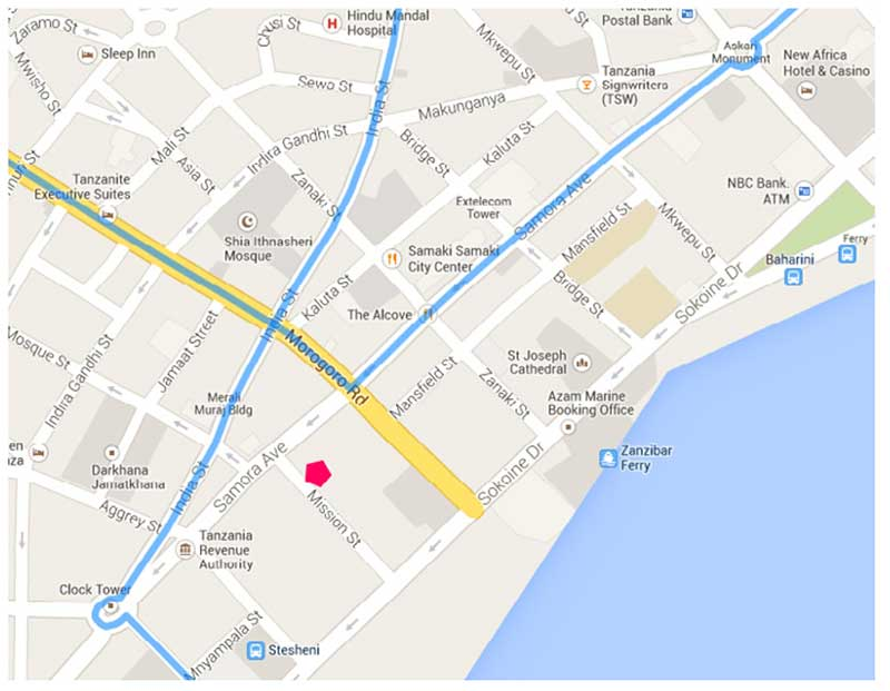 pspf-towers-location-map-dar-es-salaam