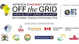 AEF off the grid