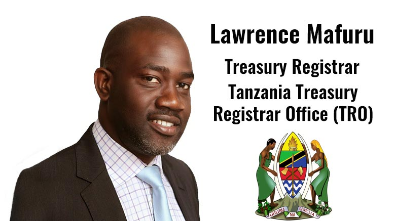 lawrence mafuru tanzania treasury registrar
