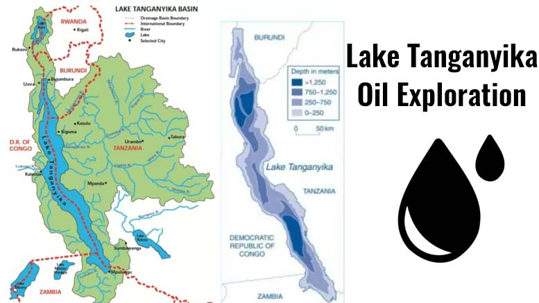 lake Tanganyika oil exploration