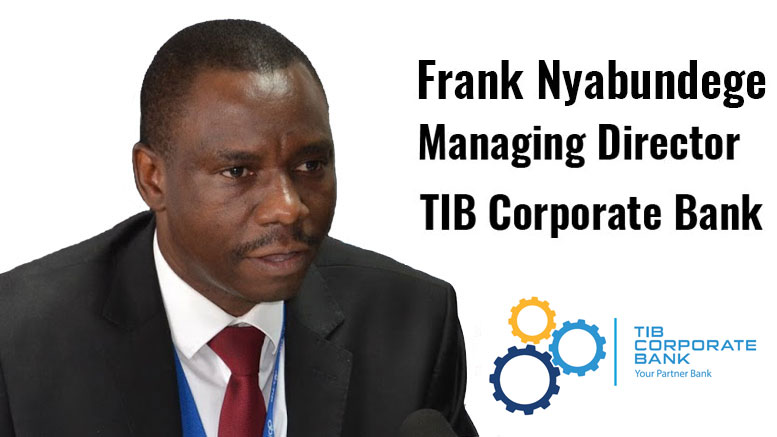 Frank Nyabundege TIB Corporate Bank Tanzania