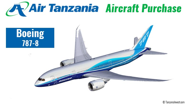 Tanzania Boeing Purchase