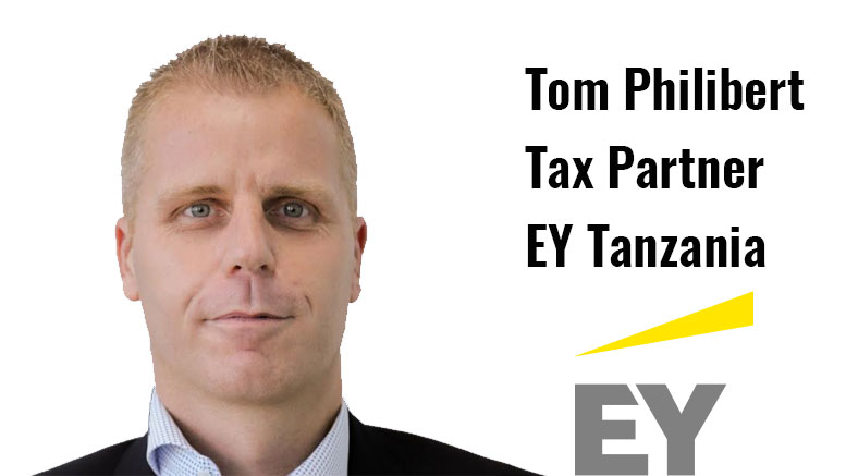 Tom Philibert Tax Partner EY Tanzania