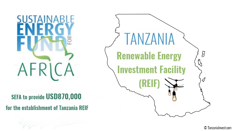 Tanzania Renewable Energy Investment Facility