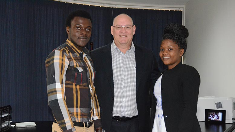 Stanbic Tanzania Ken Cockerill Graduate Program