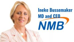 Ineke Bussemaker CEO of NMB Bank Tanzania