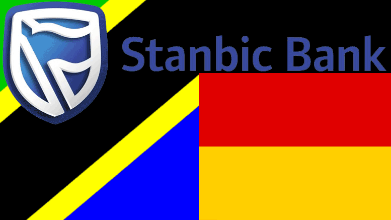 Stanbic Tanzania support Germany investments