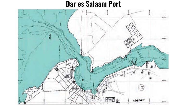 dar es salaam port