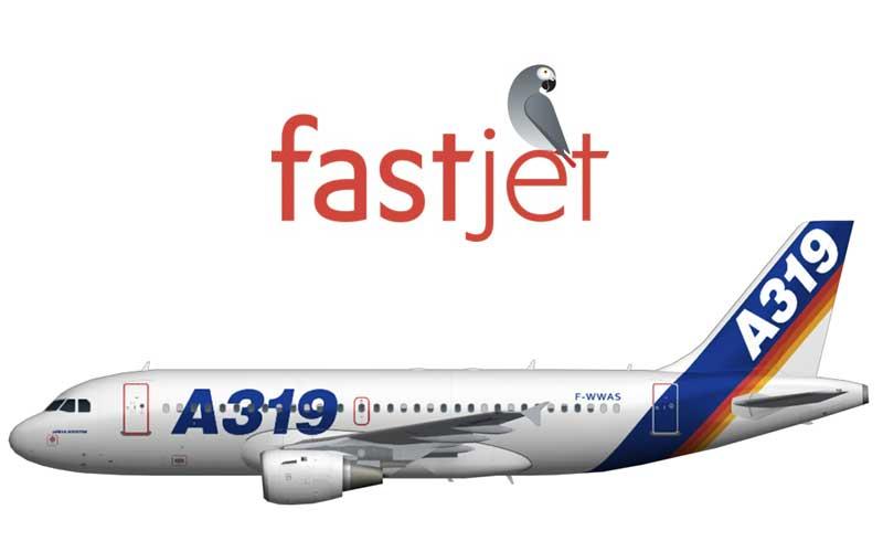 fastjet-airbus-a319