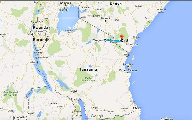 arusha-holili-taveta-voi-road-tanzania-kenya