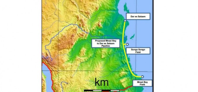 Mnazi Bay Exploration Partners Receive First USD 3.8 Million Payment For Gas Sales To Tanzania Transnational Pipeline