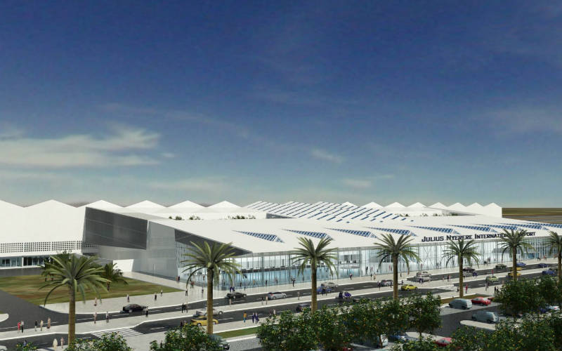 Julius-neyerere-international-airport-new-terminal-3
