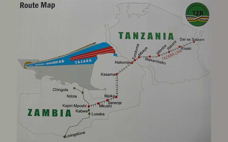 tazara tanzania zambia