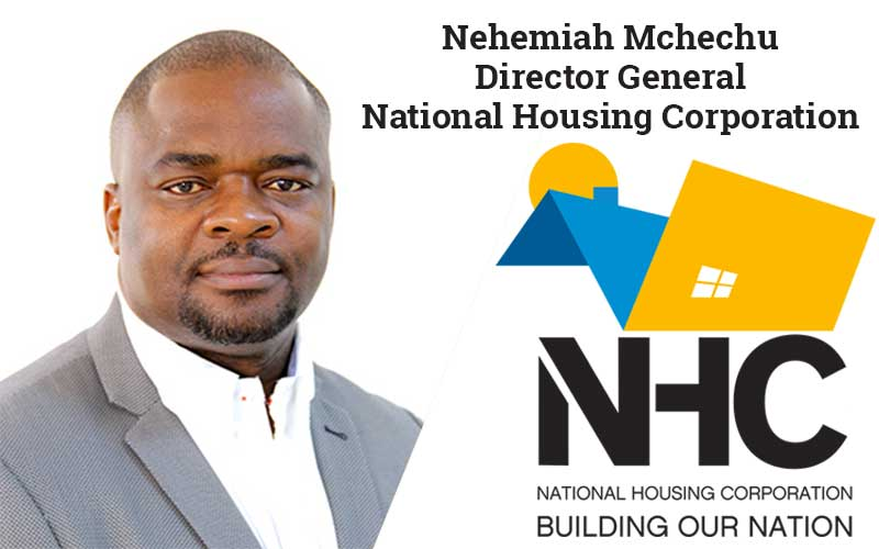 Nehemiah-Mchechu-dg-nhc-National-Housing-Corporation-tanzania
