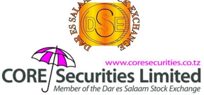 Dar es Salaam Stock Exchange Weekly Report: February 1st – 5th, 2016