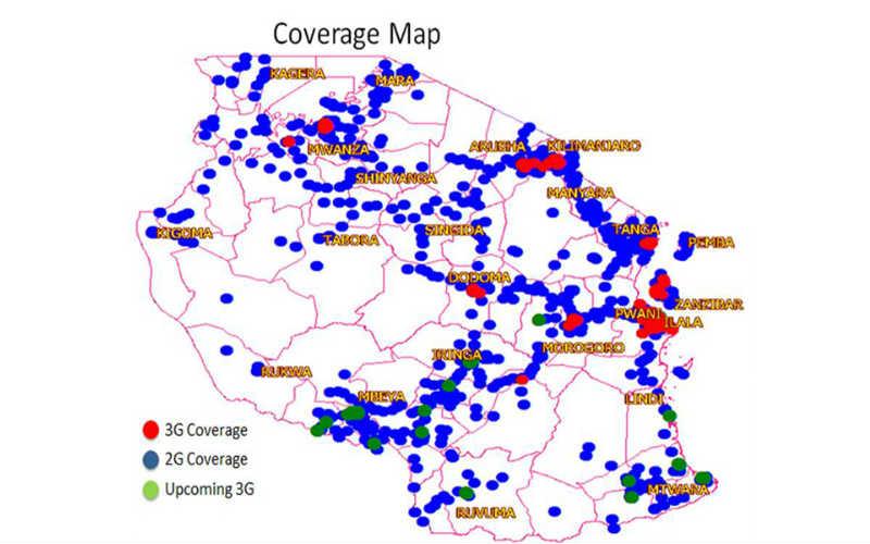 viettel-tanzania-3g-coverage