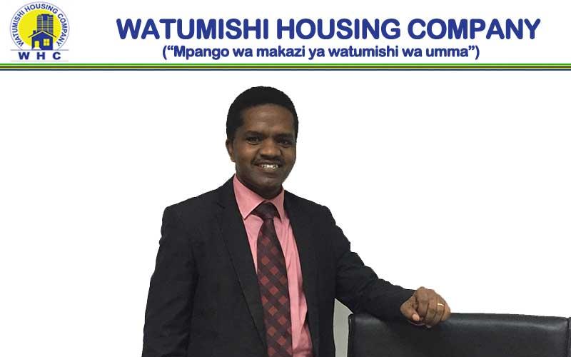 Fred-Msemwa-ceo-Watumishi-Housing-Company-WHC