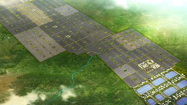 Star City township project in Tungi SEZ in Morogoro Tanzania