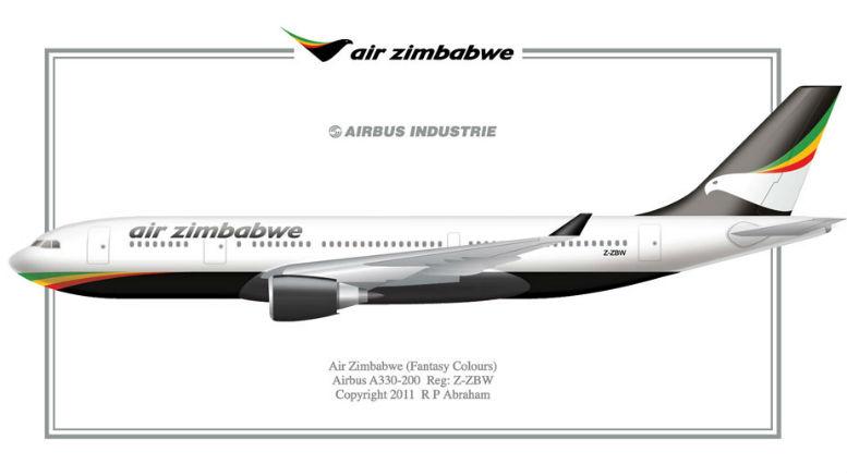 air zimbabwe dar es salaam tanzania