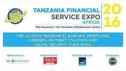 Tanzania Financial Services Expo 2016
