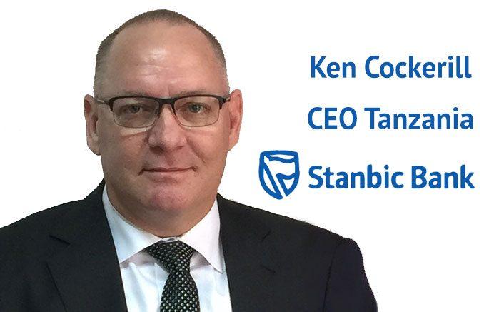 ken cockerill stanbic tanzania