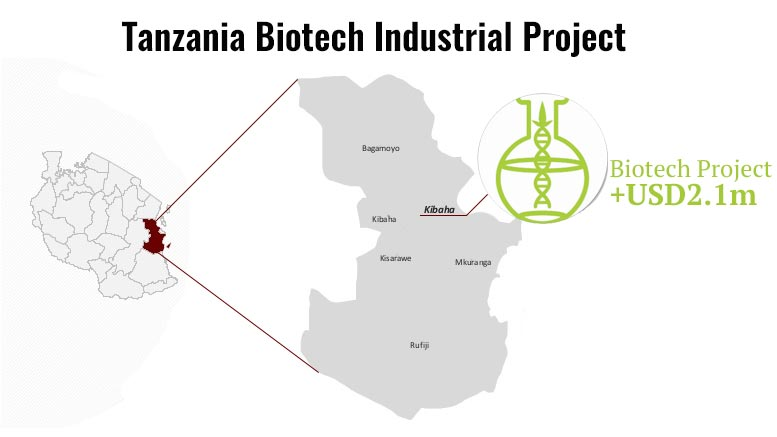 Tanzania biotech industrial project