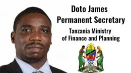 doto james tanzania permanent secretary ministry of finance