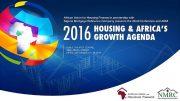 2016 housing and Africa growth agenda Abuja Nigeria