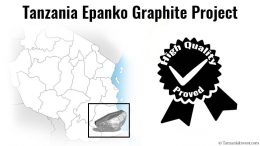 Tanzania graphite quality Epanko