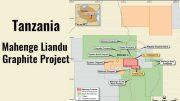 Tanzania Mahenge Liandu graphite project