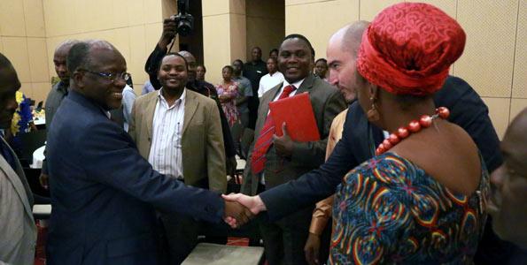 Tanzania President Magufuli Eric Tirabassi