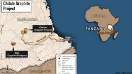 Chilalo graphite Project Tanzania Graphex