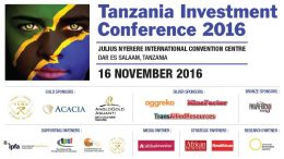 Tanzania investment forum 2016