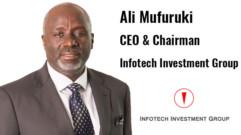 Ali Mufuruki CEO Infotech Tanzania