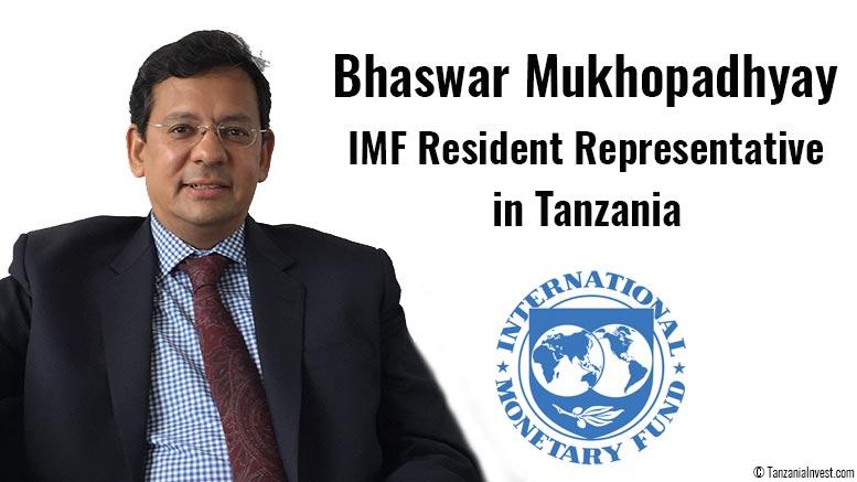 Bhaswar Mukhopadhyay IMF Tanzania