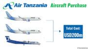 Tanzania Aircraft Purchase Bombardier