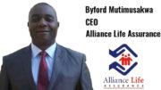 Byford Mutimusakwa Alliance Life Assurance Tanzania