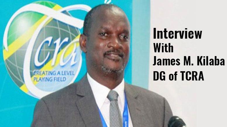 James Kilaba Tanzania TCRA
