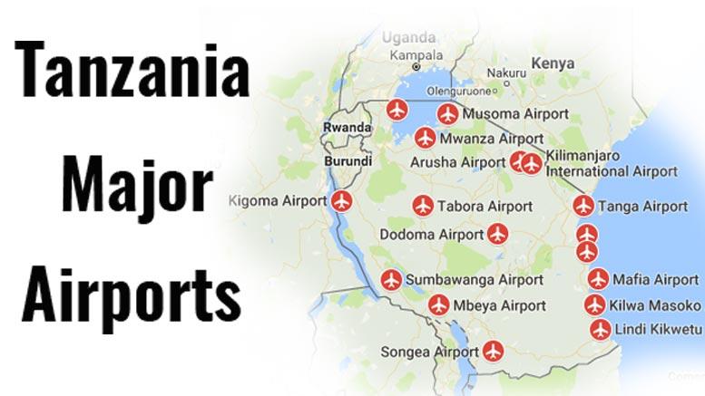 Tanzania Airports
