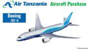 Tanzania Boeing Purchase