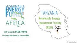 Tanzania Renewable Energy Investment Facility