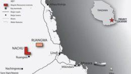 Nachu Graphite Project Tanzania Magnis Resources
