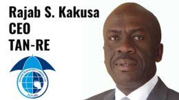 Rajab Kakusa CEO TAN-RE Tanzania