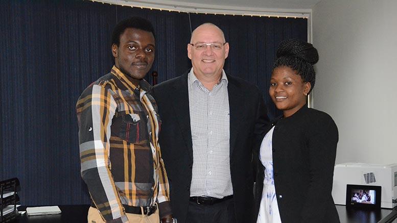 Stanbic Tanzania Ken Cockerill Graduate Program