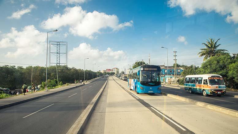 DART BRT Dar Es Salaam