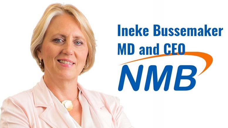 Ineke Bussemaker CEO of NMB Bank Tanzania