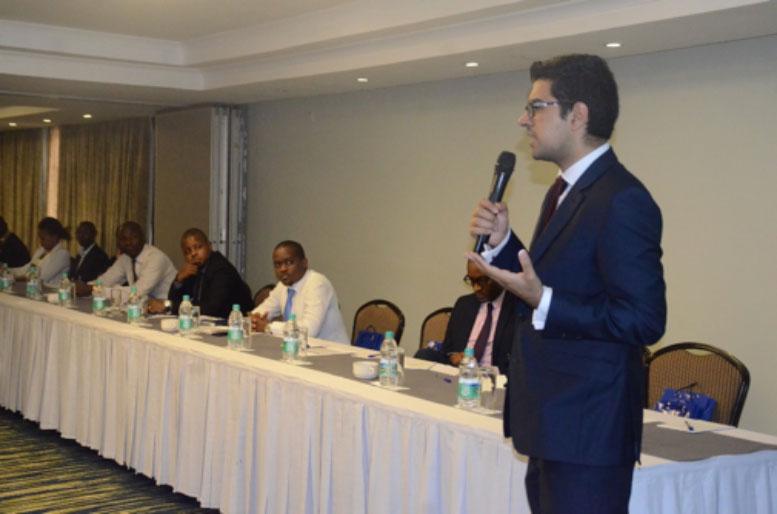 Stanbic East Africa Regional Economist Jibran Qureishi