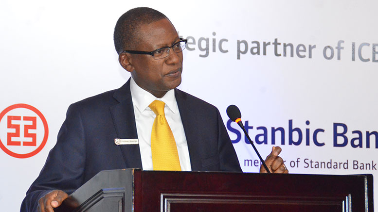 Tom Bisonga Stanbic