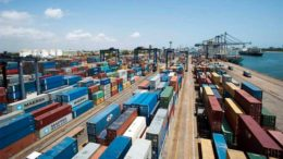 Dar Es Salaam Port Cargo