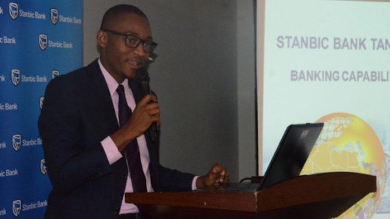 Stanbic Tanzania Capacity building event
